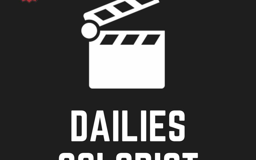 Dailies Colorist