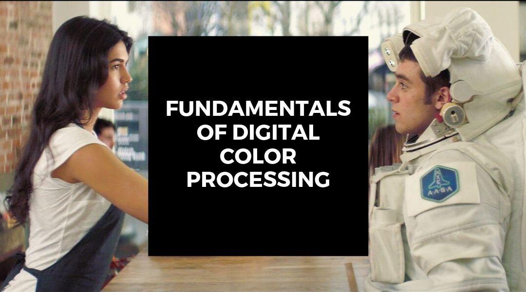 Fundamentals of Digital Color Processing