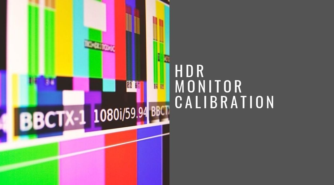 Webinar – The secret of OLED HDR monitor calibration
