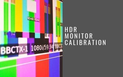Webinar – The secret of OLED HDR monitor calibration